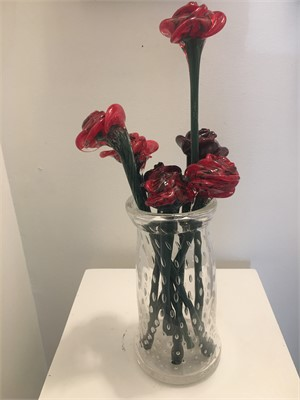 Glass Roses (1/7), 2019