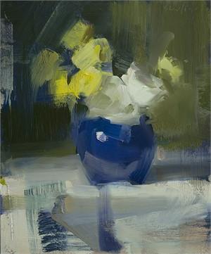 White Yellow Blue