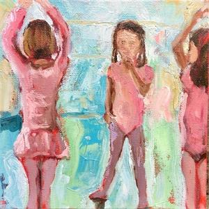 Trio by Allison Rollins