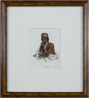 Wa-Em-Boesh-Kaa- A Chippeway Chief, 2004