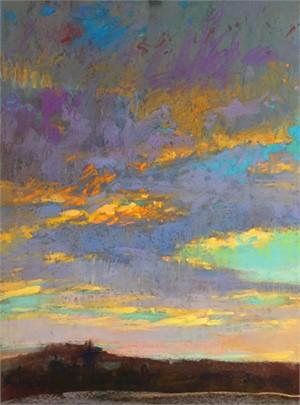 Wisps of Sun by Linda Richichi