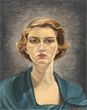 Self Portrait, 1949