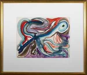Biomorphic Abstraction II, c.1960