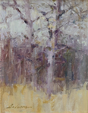 Trees by Carolyn Anderson
