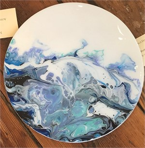 Flow Wave White 10 inch, 2018