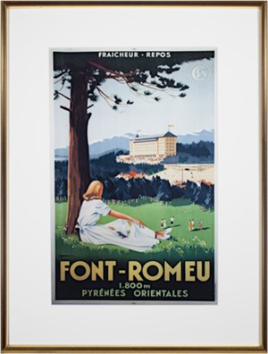 Font-Romeu (Tennis/Golfing Retreat), 2001