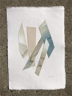 Pieces I, 2019