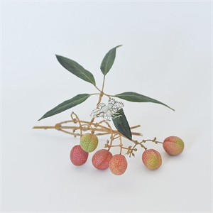 LYCHEE BRANCH WITH MOTH, 2013