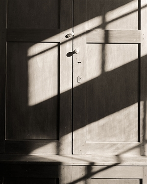 (#222) Cupboard (5/21) by Frank Hunter
