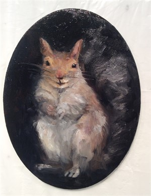 Squirrel, 2016