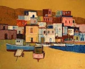 Greek Port, 1984