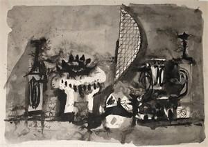 Still Life, 1958