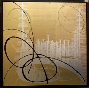 """Golden Impressions"", 2019"