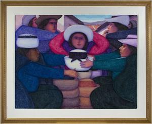 Sombrero Blanco, 2000