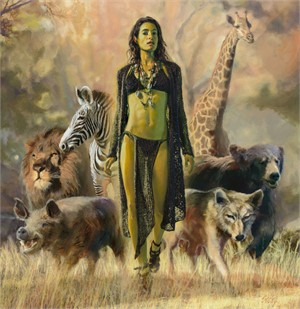 The Goddess Animalia