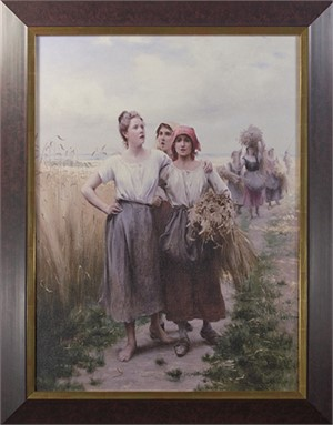 La Chanson de la Moisson (Harvest Song), 2002