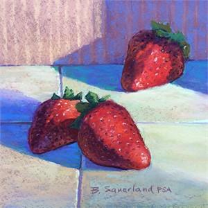 Strawberry Study