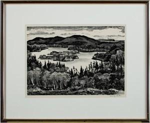 Peaceful Cove-New England, c.1940
