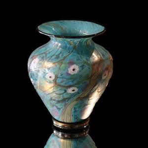 Victorian Mini Wide Vase-L