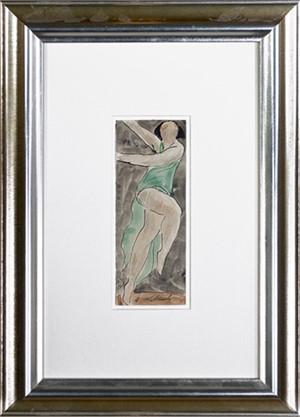 Isadora Duncan Dancing #3, c.1920