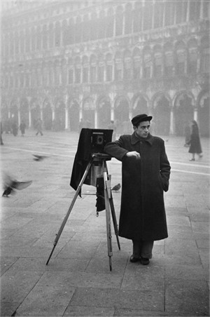 No. 106 Photographer in Piazzo San Marco, Venice, Italy