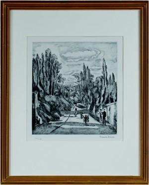 Passage a village (120/150), c. 1928