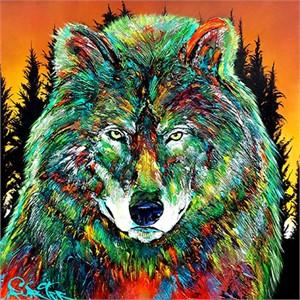 Wolf - DS 179717, 2018