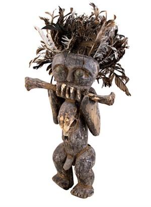 Fang Fetish- Gabon, c.1920