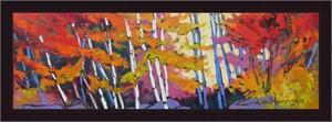 Autumn Expressions, Lac Crache, Quebec - Collection 64