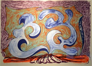 Untitled (Rampant), 1991