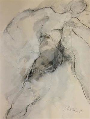 Untitled Figure, 2016