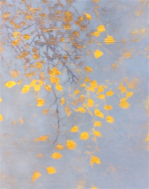 End of Autumn by David Kidd