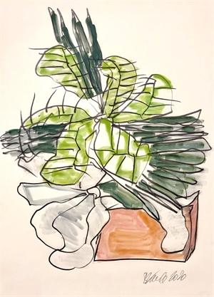 Plant Study I, 2020
