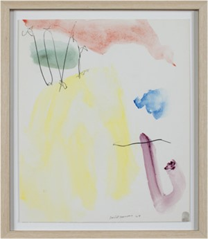 Spatial Balance IV Sold as a series of 4, 1968