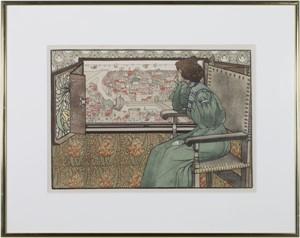 Solveig L'Estampe Moderne I, 1897