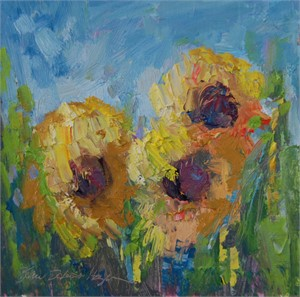 Summer Sunflowers III