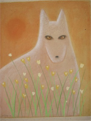 White Wolf - SOLD available for commission