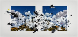 Redacted Landscape VII (Sold)