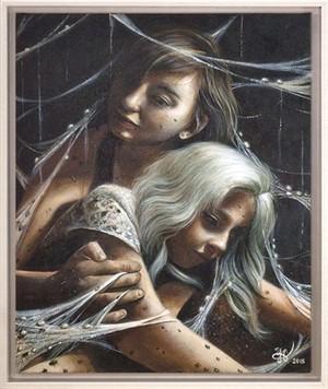 Metus (Fear) by Yonder Castillo