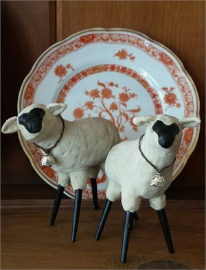 Lamb - Clay Sheep, 2019
