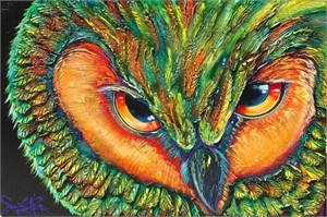 Owl, 2019