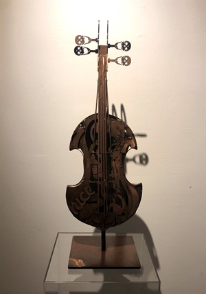 1st Ave Violin by Eric Johnson
