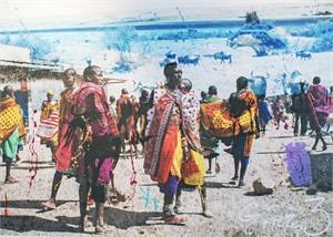 The Masai  (1/6), 2013
