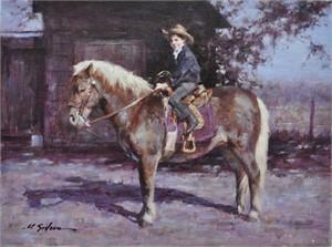 Little Cajun Cowboy