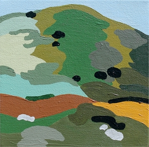 Road to Ursa by Elizabeth Lang