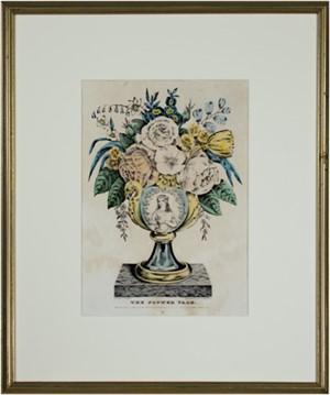 The Flower Vase, 1848