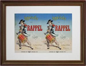 Rappel, 1891