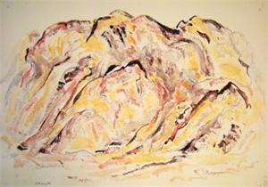 Yellow Mountain, c. 1960