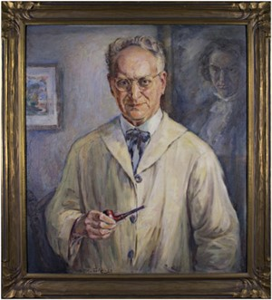 Self Portrait, 1948