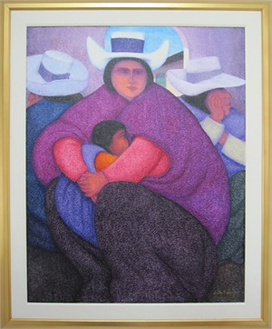 Mother of Cajamarca, 2002